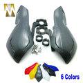 "7/8""  22mm ATV Accessories KTM Brush Bar Hand Guards Handguard For Yamaha honda carbon fiber style wind shield hand protectors"