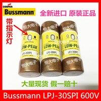 BUSSMANN LPJ-30SPI 30A 600 V import zekering vertraging zekering met indicatielampje
