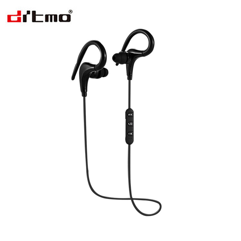 Drtmo Wireless Bluetooth 4.1 Headsets Sports Headphones Stereo Wireless fone de ouvido Earbuds with microphone caklock whitening day cream night cream skin care anti spot fade out cream