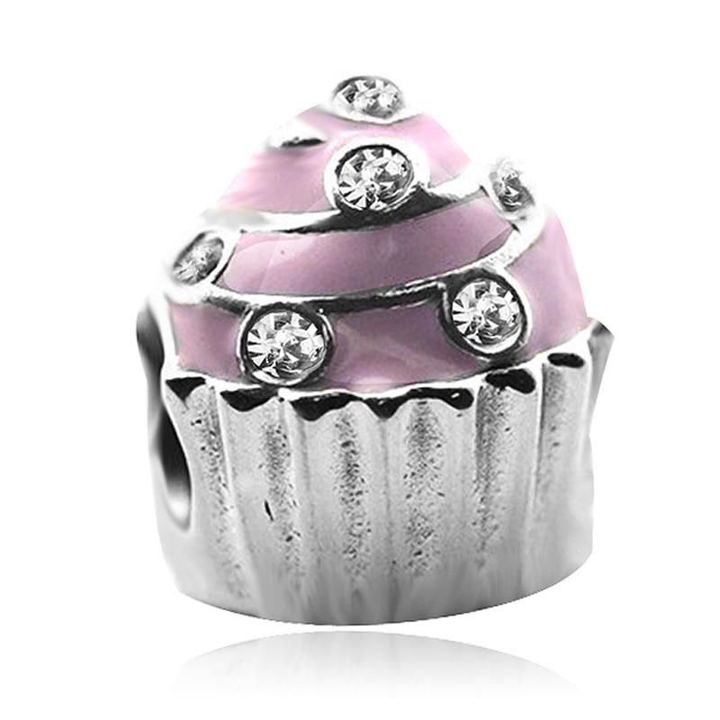 Pandora Cupcake Charms
