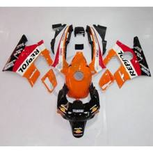 Motorcycle Motorbike Repsol Plastic Fairing Bodywork Kit For Honda CBR600 F2 CBR600F2 91-94 92 93 5B(China)