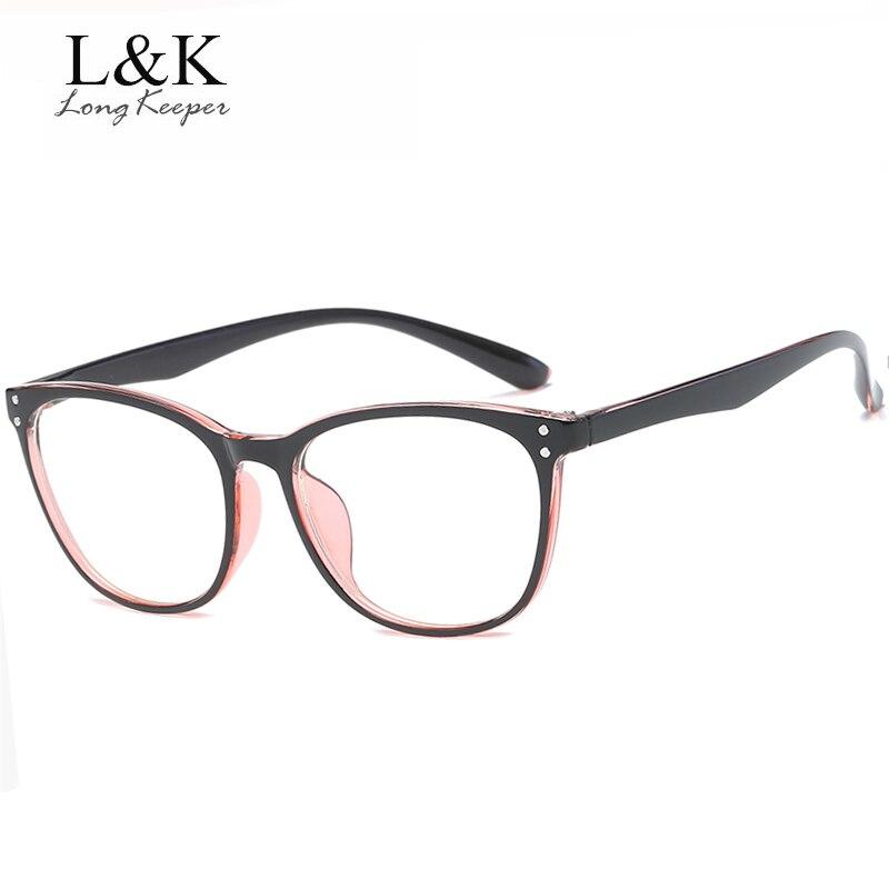 73d0f26bed8 Long Keeper Retro Square Eyeglasses 4 Colors Frame Glasses Trendy Unisex  Men Women Eye wear Frames Clear Lens Glasses Frame in Pakistan