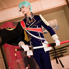 Touken Ranbu Online Ichigo Hitofuri Cosplay Polyester Costume With Armor Gloves Tie Japanese Uniform Game Cosplay
