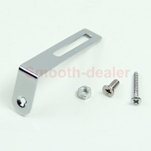 New Stainless Steel Pickguard Mounting Bracket For Les Paul Electric Guitar