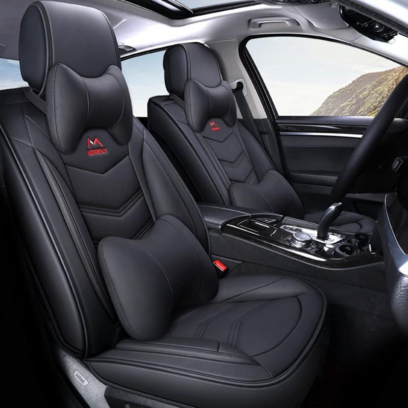 フロント + リア車に設定された LADA Xray グランタ Kalina Priora ベスタ Largus 4 × 4 サマラ 2106 210 ミニ Paceman Clubman  グループ上の 自動車 &バイク からの 自動車シートカバー の中 1