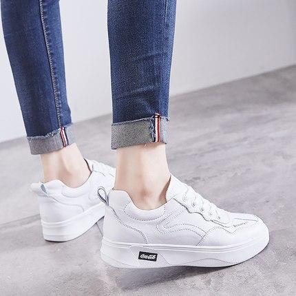 Loisirs Plates Blanches Étudiants Spring 1 2019 Sport Femelle Chaussures New Sauvage Et qI1wzBx