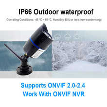 Ip Camera WIFI 1080P 720P Audio CCTV Security Home Surveillance HD Outdoor Waterproof Wireless HD Night Vision 2MP Onvif Ipcam