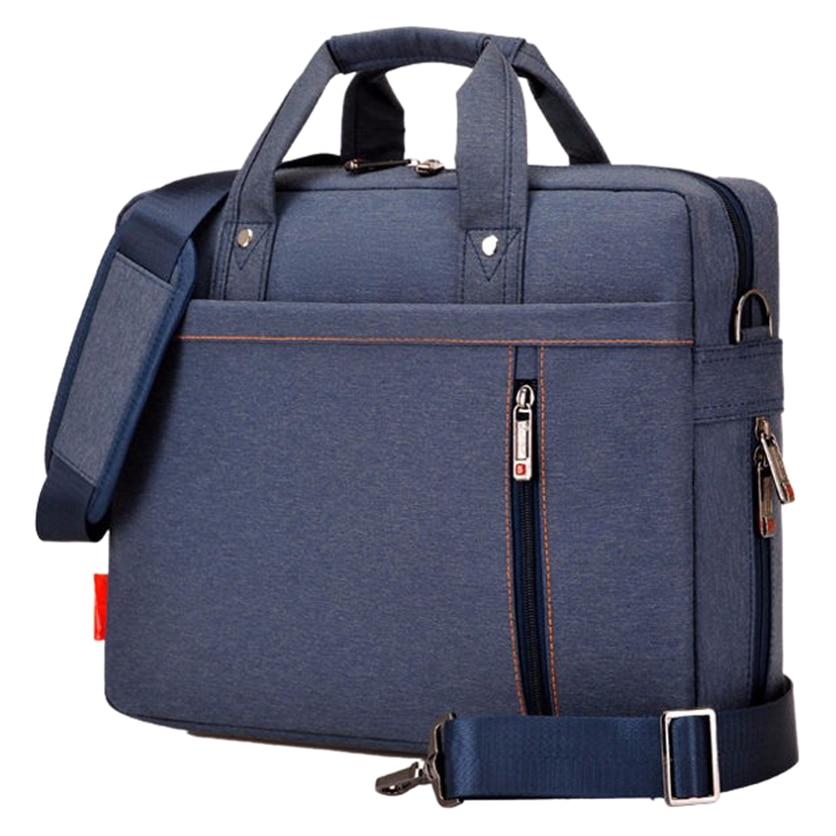 Burnur Laptop bag Shockproof airbag waterproof computer bag men and women luxury thick Notebook bag