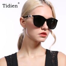 Polarized Vintage Sunglasses Women Oversized  Square Fashion Brand Designer Ladies Sun Glasses 201948