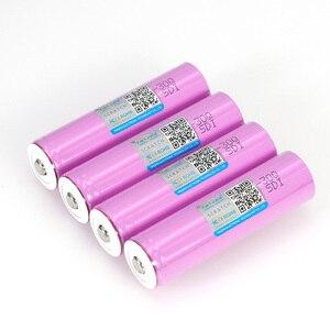 Image 4 - VariCore 3,7 V 18650 ICR18650 30Q 3000mAh li ion akku Für Taschenlampe Batterien + Spitzen