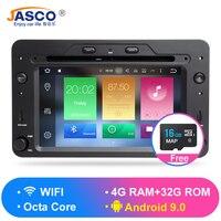 HD Android 9.0 Car Stereo For Alfa Romeo Spider Alfa Romeo GPS RADIO Stereo Car dvd Navigation Multimedia Unit