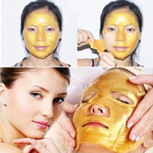 New 24K Gold Collagen Active Face Mask Powder Skin Whitening Moisturizing Anti Wrinkle Face Mask Treatment Skin Care Facial Mask