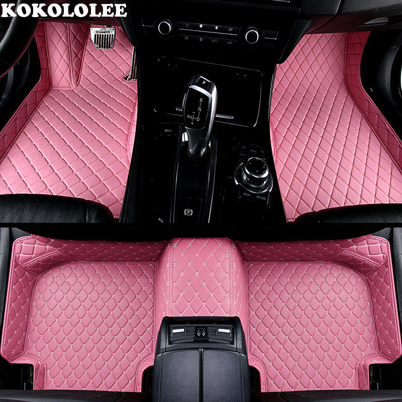 KOKOLOLEE Custom car floor mats for Hummer All Models H2 H3 H3T accessories car styling floor mat teamyo n2 computer stereo gaming headphones earphones for mobile phone ps4 xbox pc gamer headphone with mic headset earbuds