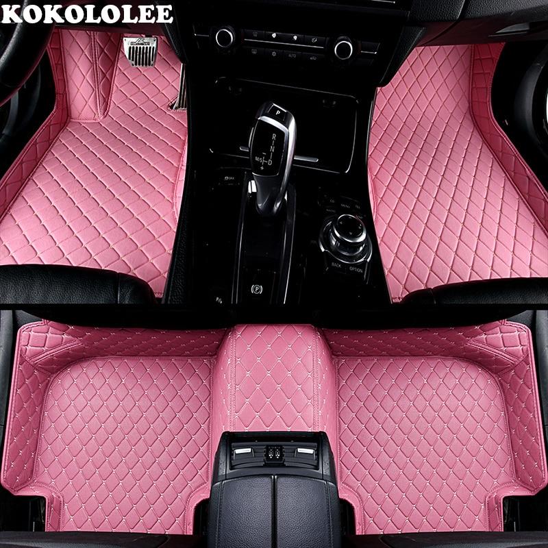 KOKOLOLEE Custom car floor mats for Hummer All Models H2 H3 H3T accessories car styling floor mat unlocked huawei e3372 e3372s 153 150mpbs 4g lte usb dongle 4g lte antenna 35dbi crc9 for e3372 4g lte fdd modem