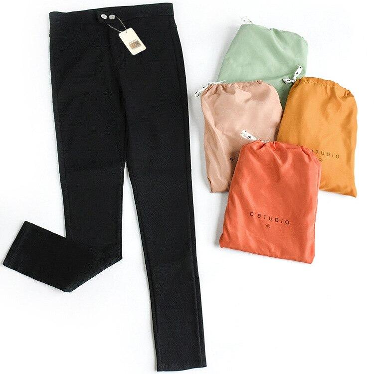 Women Leggings Magic-Pants Stretch Spring Thin Autumn High-Waist New Kitten And Feet