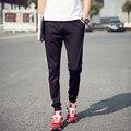 Мода уличный стиль или харен jogger брюки мужчины на открытом воздухе дышащие брюки мужчины jogger брюки тонкий плюс размер: M ~ 5XL 6 Цветов