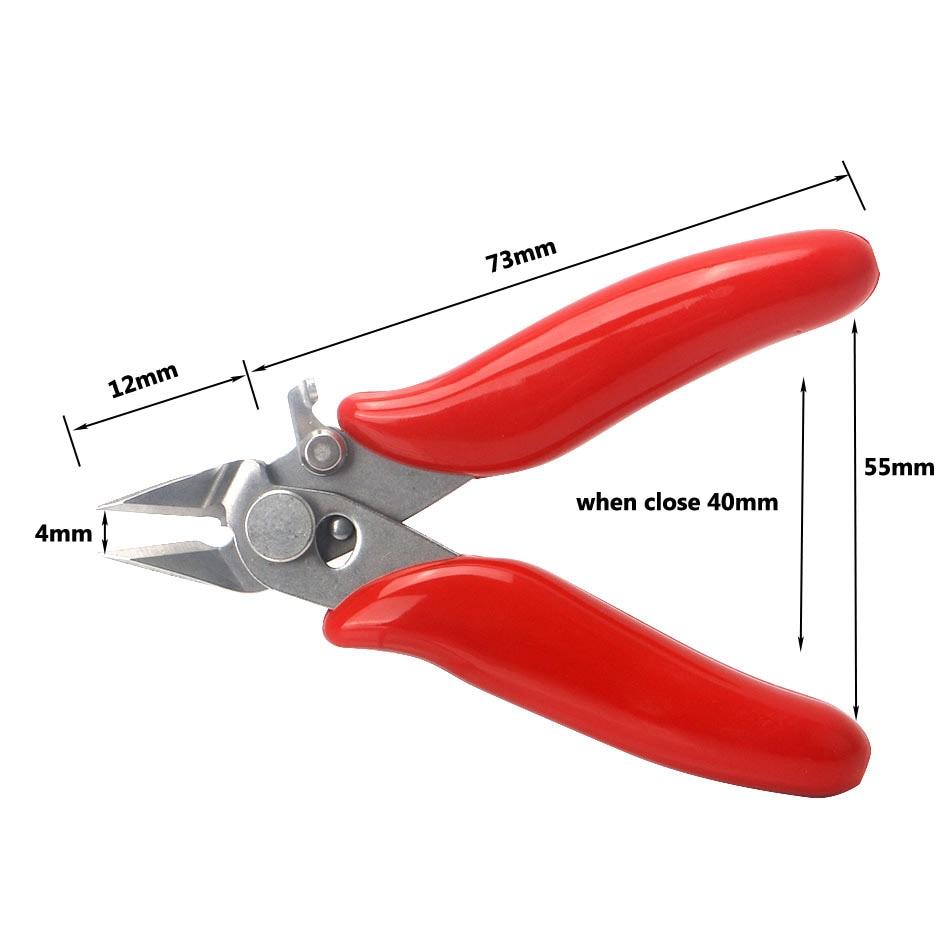 Mini côté cutter plier