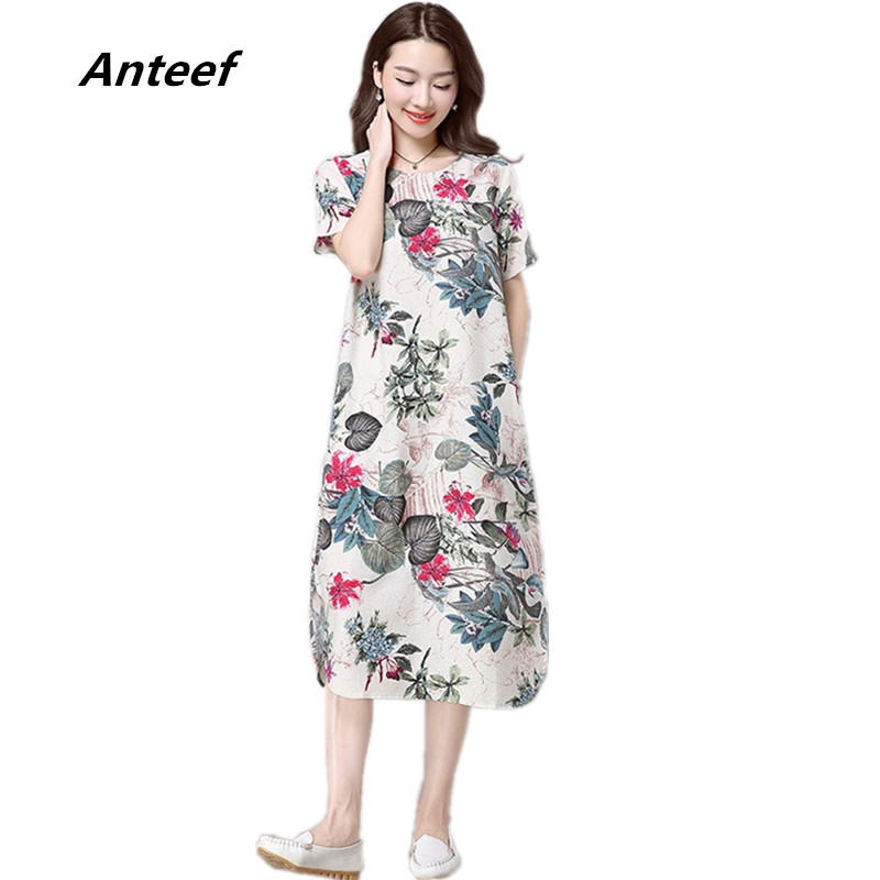 Online Get Cheap Casual Long Summer Dresses -Aliexpress.com ...
