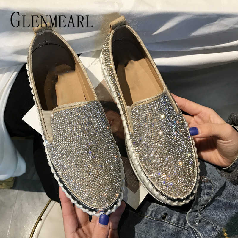Women Loafers Casual Shoes Platform