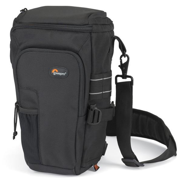 Lowepro Toploader Pro 75 AW <font><b>Digital</b></font> SLR Camera Triangle Shoulder Bag Rain Cover Portable Waist Case Holster For <font><b>Canon</b></font> Nikon