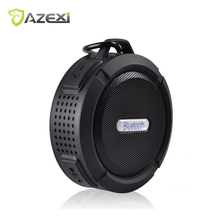 Portable Waterproof Outdoor Wireless Bluetooth Speaker Support TF Card with Sucting for Computer iPhone Huawei Mobile Phone
