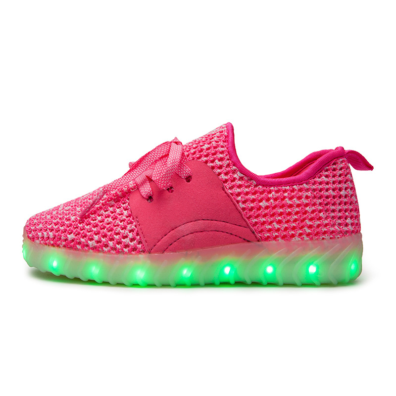 Led Sneakers YZY v2 Kids 16