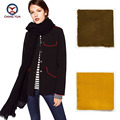 2016 hot sale new big imitate Cashmere woman scarf warm scarves lady soft shawls women wrap single color free shipping Z1705