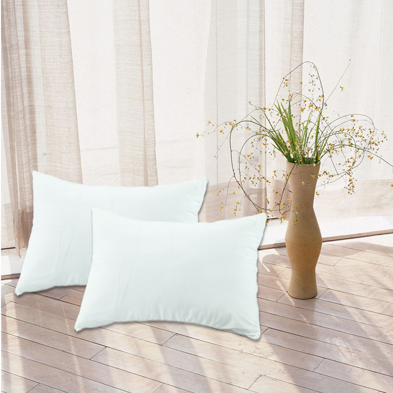 New Arrival Cheapest 50*70CM Waterproof Pillow Protector/ Pillow Cover For Bed Wetting And Bed Bug One Pair
