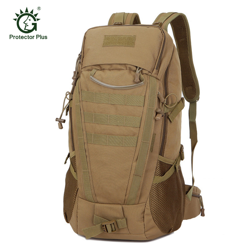 ProtectorPlus Large Waterproof Backpacks Camping Rucksack Tactical Military Backpack Camouflage Hiking Outdoor Army Shoulder Bag 80l outdoor backpack large capacity camping camouflage military rucksack men women hiking backpack army tactical bag