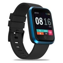 Zeblaze Crystal 2 Color Display Smart Watch Customized Face Image IP67 Waterproof Wearable Device Heart Rate Monitor Bracelet