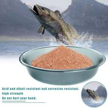Safety Fishing Gear Lure Fish Food Non-stick Pot Bait Mixing Bowl Pots Fishing Accessories Tools(China)