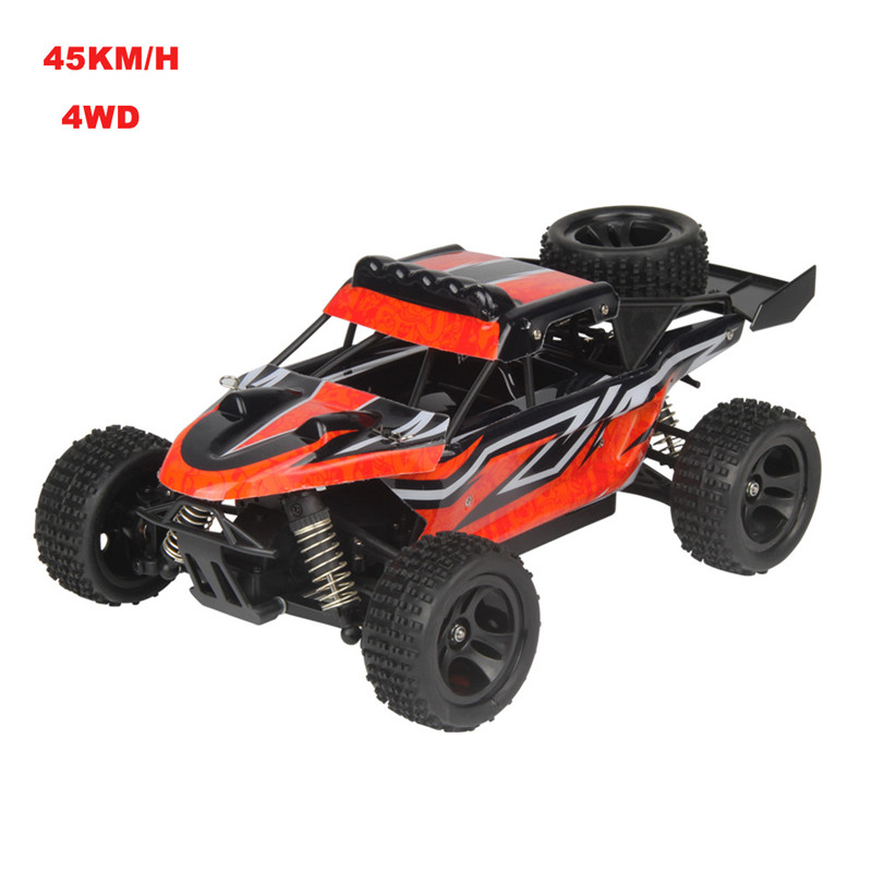 Fashion High Qaulity 1:18 2.4GHZ 4WD Radio Remote Control Off Road RC RTR Racing Car Truck Boy Kid Gift Collection Toys редакция газеты наша версия наша версия 16 2017