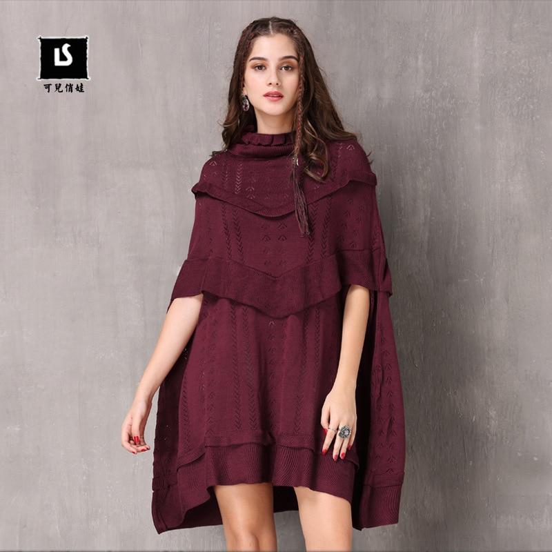 3ee6c693b5 Robe-Coton-Robes-Femmes-Robes-A-ligne-Solide-Dessus-Du-Genou-Mini-Manches -Chauve-Souris-Col.jpg