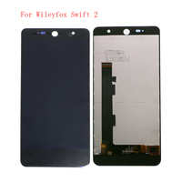 100% Tested One By One For Wileyfox Swift 2 LCD Display Touch Screen Digitizer Assembly With Free Tools