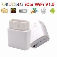 Vgate WiFi iCar OBDII ELM327 100% Original iCar WiFi OBD2 Diagnostic Scanner For iOS/Android PC ICAR ELM327 WIFI Code reader