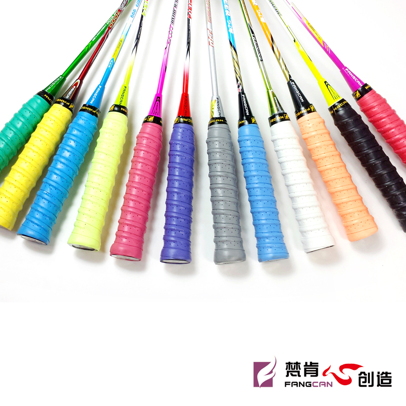 24pcs/lot High quality Fangcan badminton tennis Squash rackets grips various of colors ordinary keel overgrips 12 colors