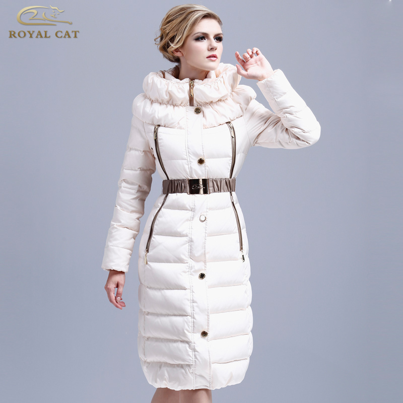 Royalcat 2016 Winter Jacket Women Down Jackets 90% Duck down Jacket long Coat fashion Coat Parka slim Down Jackets Down Outwear 2016 winter jacket women down coat 90% duck down slim outwear long coat plus size down parka womens winter jackets and coats
