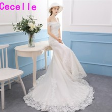 cecelle robe de marie Mermaid Wedding Dress 2019 Sleeveless