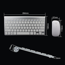 2.4G Ultra-Thin Wireless Keyboard And Mouse