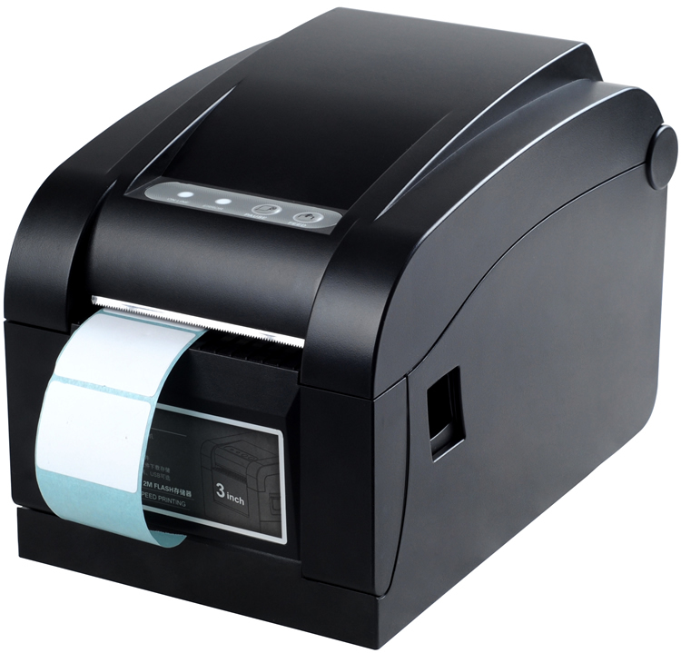 High quality Thermal Barcode label font b printer b font Sticker font b printer b font
