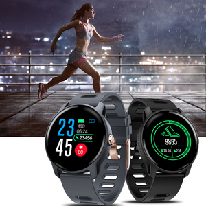 Image 5 - SENBONO S08 IP68 Waterproof  Smart Watch Men Fitness Tracker Heart Rate monitor Smartwatch Women Clock for android IOS Phone