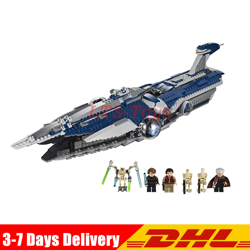 IN Stock Lepin 05072 Star Series Wars The Limited Edition Malevolence Warship Set Building Blocks Bricks Model Legoing 9515 in stock 05072 ucs series the limited edition malevolence warship set children building blocks bricks toys compatible 9515