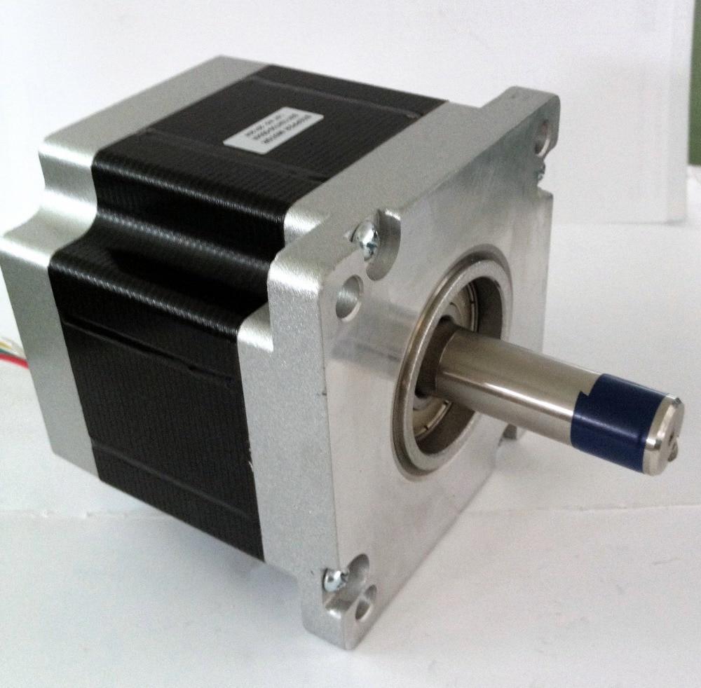 1.8deg. 110mm 2phase high torque hybrid stepper motor  NEMA42  5.5A  / 11.2N.m high torque stepping motor / 110mm stepping motor