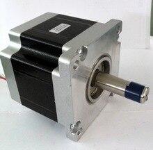 1.8deg. 110 мм 2 фазы высокого крутящий момент гибридной шаговый двигатель NEMA42 5.5A / 11.2N.m с высоким крутящим моментом двигателя / 110 мм шаговый двигатель