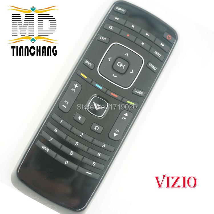 New TV Remote Controller XRT100 M320SR M3D421SR M3D550SR FOR VIZIO TV E320VT E370VT E420 ...