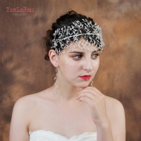YouLaPan HP167 FG Wedding accessories Headdresses for women's hair for wedding Handmade bridal accessories FAST DELIVERY