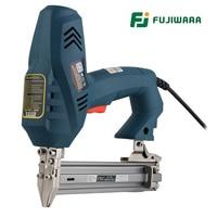 FUJIWARA Electric Nail Gun 1 use/2 use Nail Stapler F30 Straight Nail Gun Woodworking Tools Nail Ejection Device