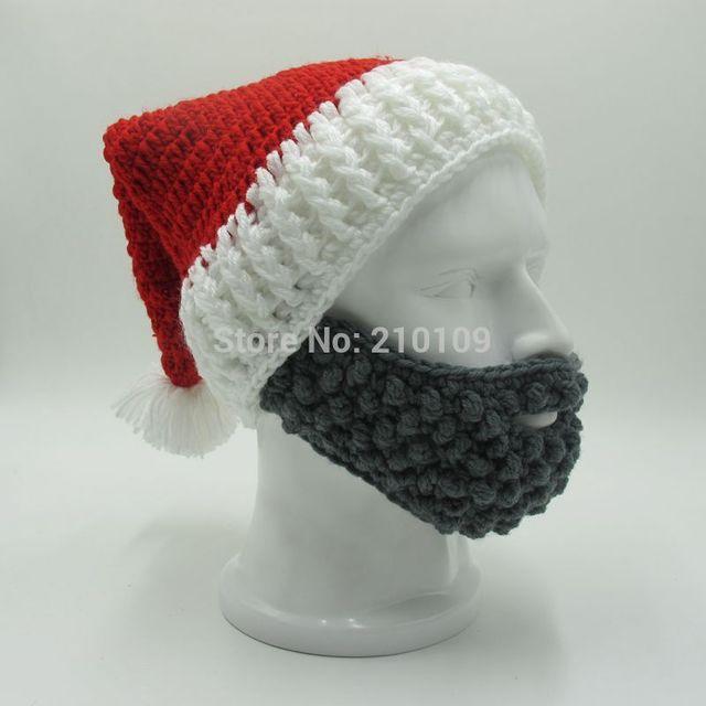 Bomhcs Novità Inverno Alluncinetto Babbo Natale Babbo Natale