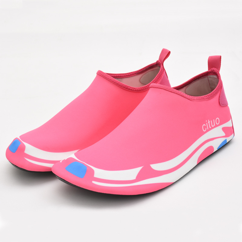 2019 Water Shoes Women Men Quick Drying Beach Fashion Slip-On Aqua Upstream Swimming Sneakers Comfortable Slippers Fast Delivery