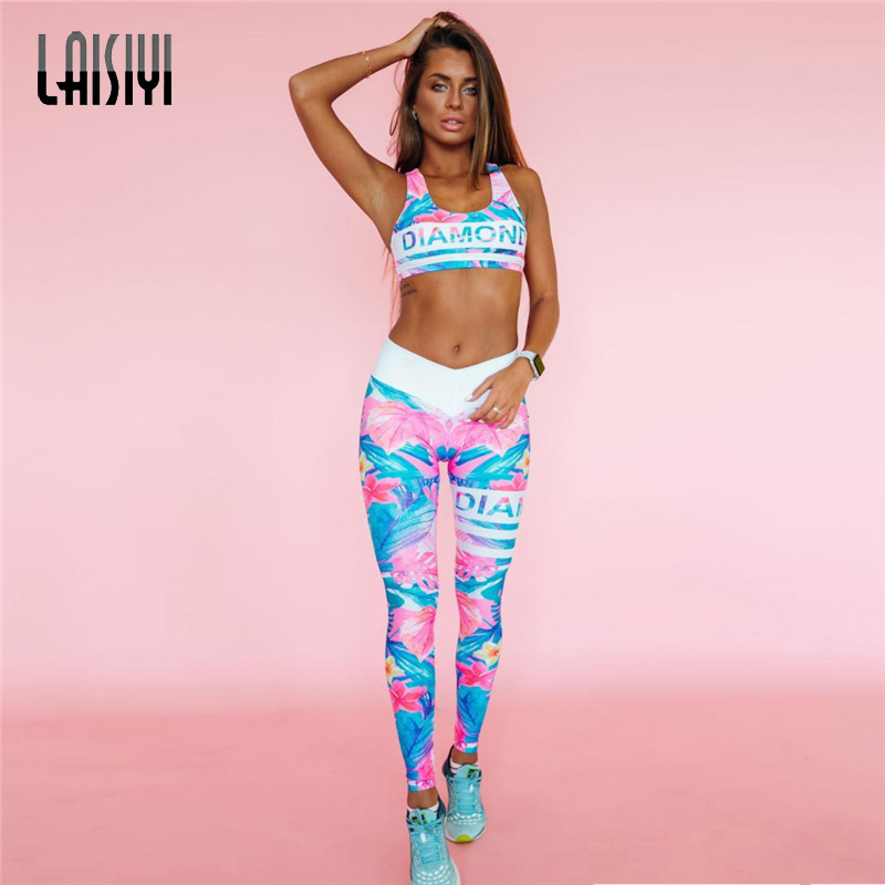 Back To Search Resultswomen's Clothing Suits & Sets S72 Women Seamless Bra+pants Leggings Set Fitness Workout Tracksuit